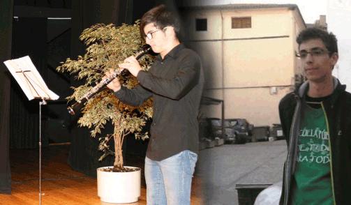 Reconocimiento al esfuerzo y talento de dos alumnos del IES Delicias