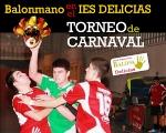 III Torneo de Balonmano, en Carnaval