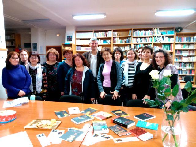Club de Lectura (3ª Reunión)