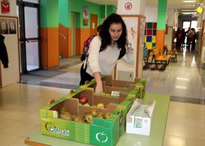 Campaña de consumo de frutas y verduras