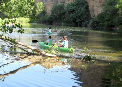 Actividades en las Hoces del Río Duratón