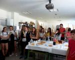 Fiesta de despedida de alumnos ayudantes