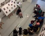 Epistemología del Arte para jóvenes, en el GaBe