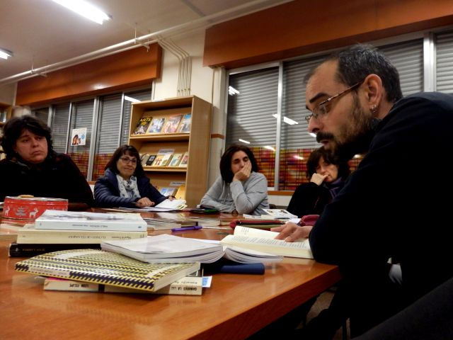 Club de Lectura (2º Reunión)