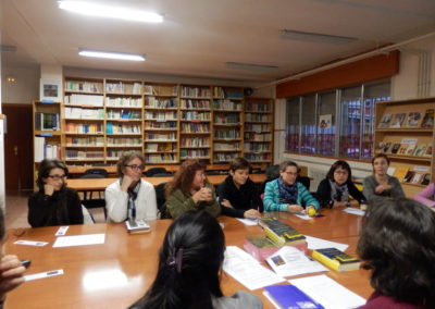 Club de Lectura (1ª Reunión)