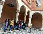 Visita a la biblioteca de Castilla y León