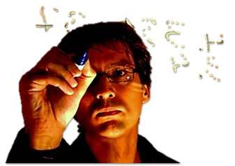 Alberto Coto (la calculadora humana) regresó al IES Delicias