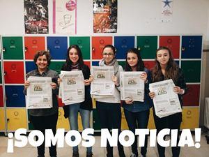 Premio semanal en el concurso «El Norte Escolar»