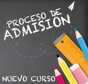 PROCESO DE ADMISIÓN (Curso 2017-2018)