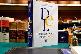 Presentación del nuevo diccionario de la RAE