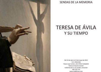 Inauguración de la exposición «Teresa de Ávila y su tiempo»