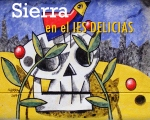 Manuel Sierra en el IES DELICIAS