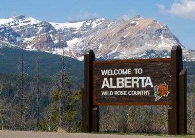 Intercambio con Alberta (Canadá)
