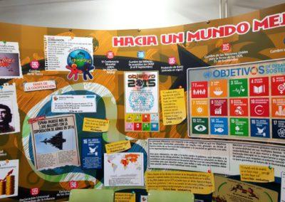 Exposición «Objetivos de Desarrollo Sostenible»