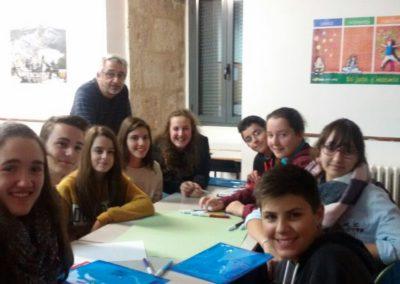 Encuentro de alumnos mediadores