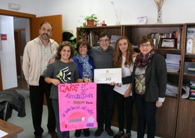 Cake Revolution (Donación AECC)