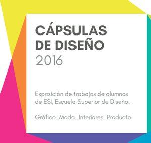Cápsulas de Diseño 2016