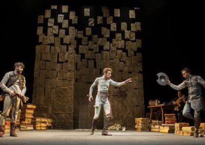 Teatro «En un lugar de El Quijote»