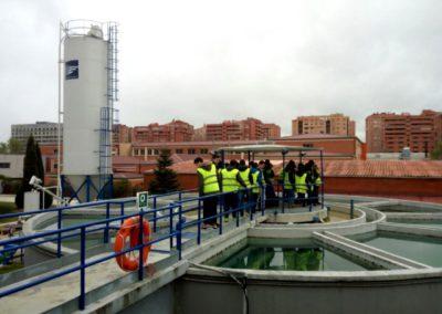 Visita a la ETAP de Valladolid