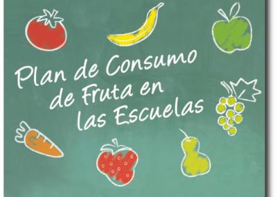 Programa para la promoción del consumo de fruta