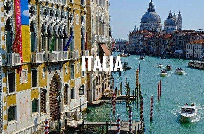 Viaje Fin de curso 2016-2017 a Italia