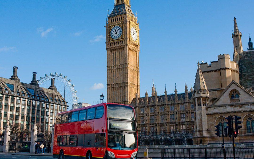 Viaje a Londres 2016