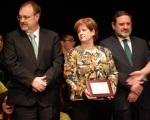 Entrega de Placa Premio Nacional de Educación
