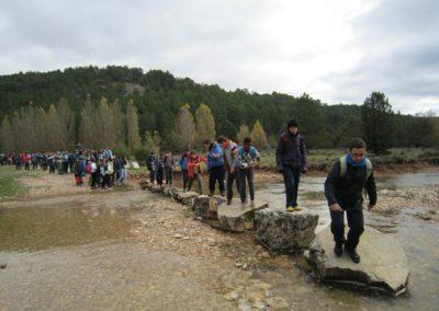 Excursión al Cañón del Río Lobos