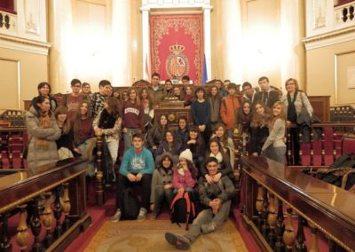 Viaje cultural a Madrid y Segovia