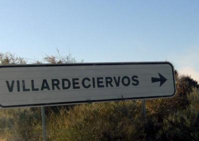Educación Ambiental en Villardeciervos (Zamora)