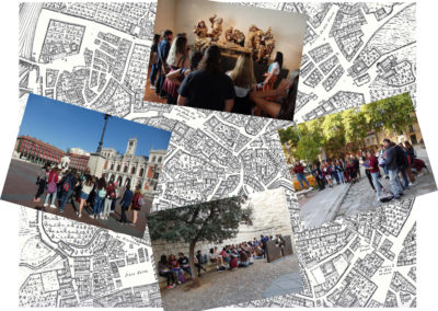 Urbanismo Histórico de Valladolid y Museo de Escultura (BIEX)