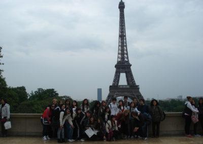 Los alumnos 4º de ESO visitaron París