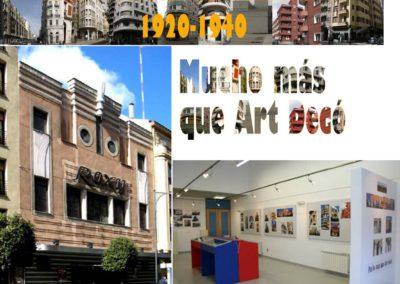 Exposición: Arquitectura en Valladolid 1920-1940. Mucho más que art-decó