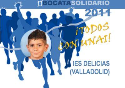 Carrera solidaria 2011