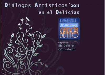 Diálogos artísticos den el Delicias