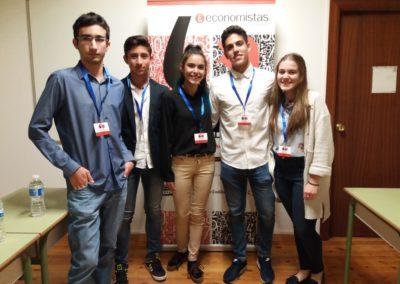 II Torneo de Debate Económico en Bachillerato
