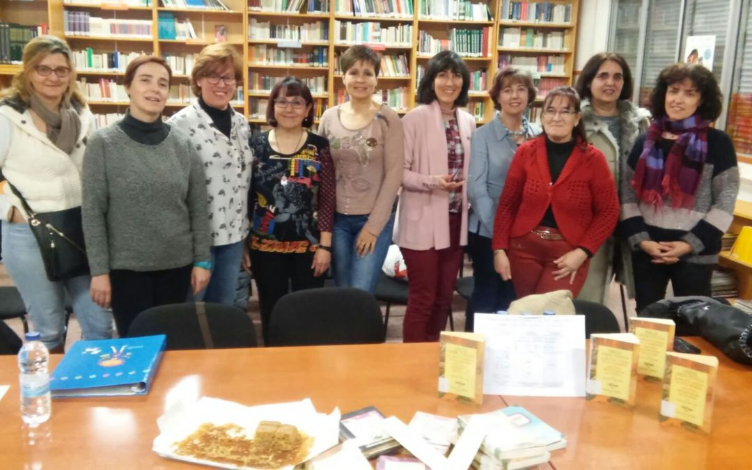 Club de Lectura (Segunda reunión del curso 2017-2018)