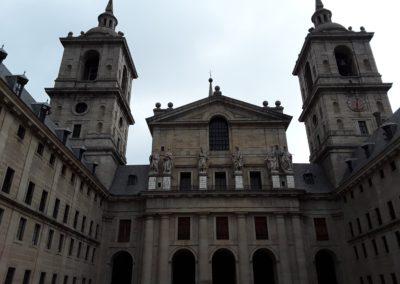 Visita al Monasterio de El Escorial y el Valle de los Caídos