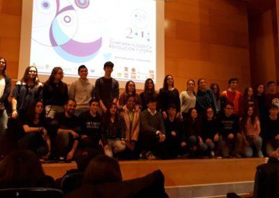 XIII Olimpiada Filosófica de Castilla y León
