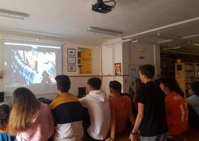 Videoconferencia con el Joides Resolution (4ºESO)