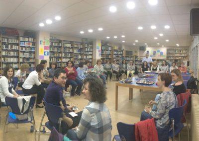 Club de Lectura (Cuarta reunión del curso 2017-2018)