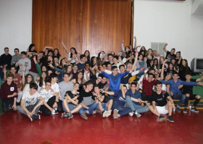 Despedida alumnos 4º ESO