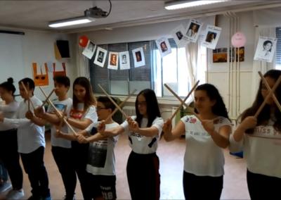 Danza de Paloteo (3ºESO)