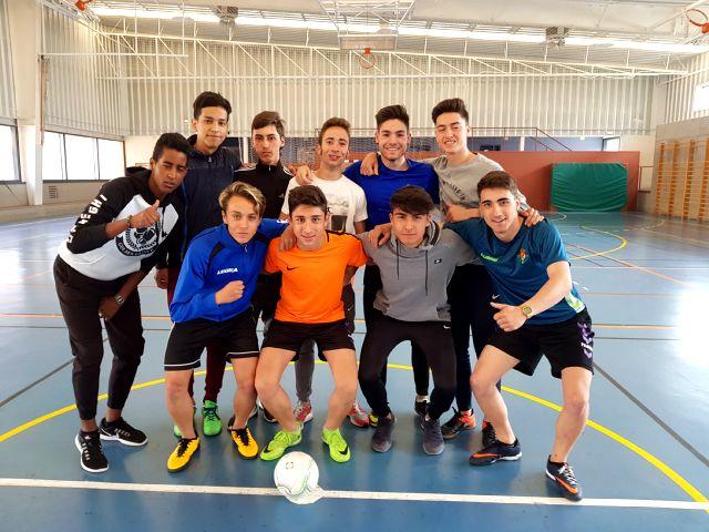 Campeonatos deportivos (Curso 17-18)