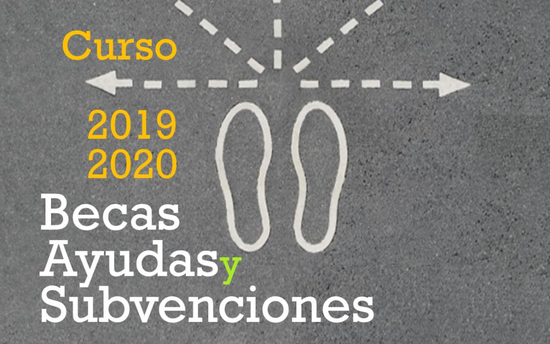 Ayudas para Alumnos de Bachillerato (Curso 2019-2020)