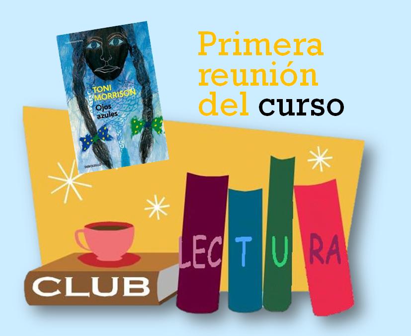 Club de Lectura (Primera reunión del curso 2018-2019)