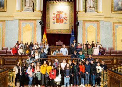 Excursión a Madrid (4º de ESO)
