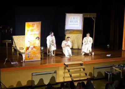 Teatro para alumnos de ESO