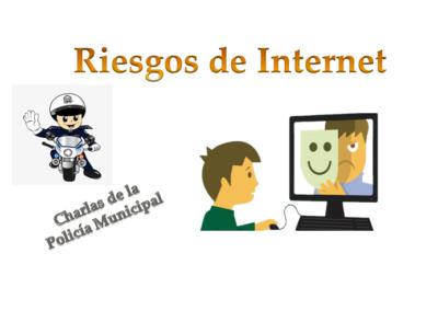Charlas sobre «Riesgos de Internet»