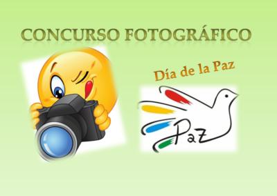 Sorteo Fotográfico Día de la Paz